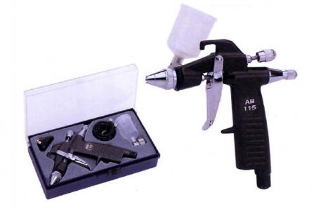AB-115 Air Painting Brush Kit