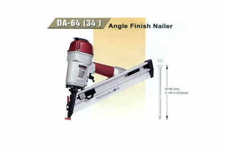 Brad Nailer Stapler DA-64