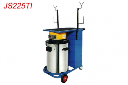 JS225TI Model Industrial Vacuum Cleaner With Iron Trolley