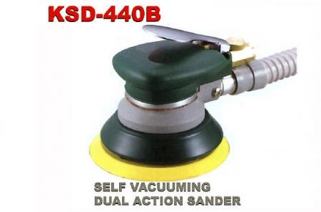 Self Vacuuming Dual Action Sander KSD-440B