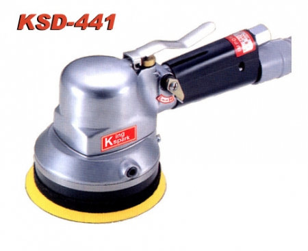 Self-Vacuuming Orbital Sander KSD-441