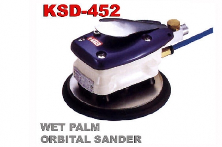 Wet Palm Orbital Sander KSD-452