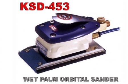 Wet Palm Orbital Sander KSD-453