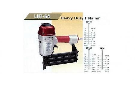 Heavy Duty Nailer LHT-64