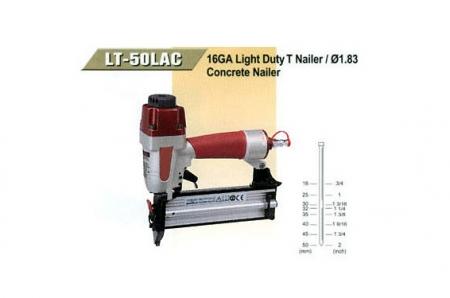 16GA Light Duty T Nailer   LT-50LAC Model