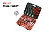 Tool Kit 2341161 116pc.