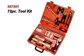507201 72pc.Tool Kit