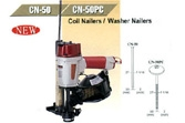 Coil Nailers/ Washer Nailers - CN-50