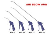 K-A Series Air Blow Guns