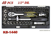 Hand Tools - Socket Wrench Set - KS-1440