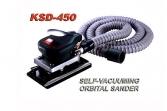 Self-Vacuuming Orbital Sander KSD-450