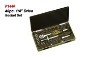P1440 40pc. Drive Socket Set.